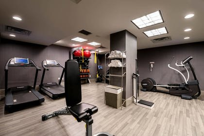 Sports Facility | Fairfield Inn by Marriott New York Manhattan/Times Square