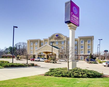 Featured Image | Comfort Suites Vicksburg
