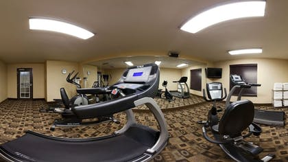 Fitness Facility | Holiday Inn Express Hotel & Suites Pauls Valley