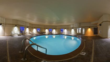 Indoor Pool | Holiday Inn Express Hotel & Suites Pauls Valley