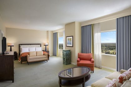 | Presidential Suite + 2 Queen Beds Disney View | Hilton Orlando Bonnet Creek Resort