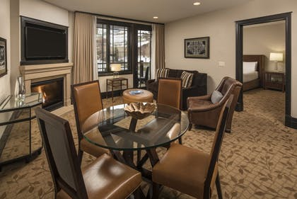 | 1 Bedroom Suite | Waldorf Astoria Park City