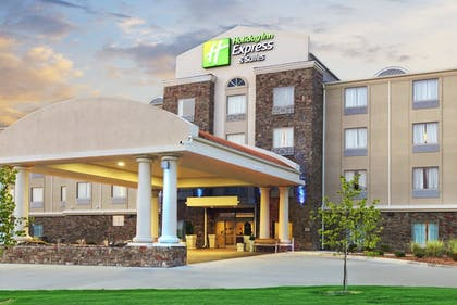 Exterior | Holiday Inn Express Inn & Suites Searcy