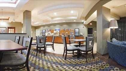 Breakfast Area | Holiday Inn Express Inn & Suites Searcy