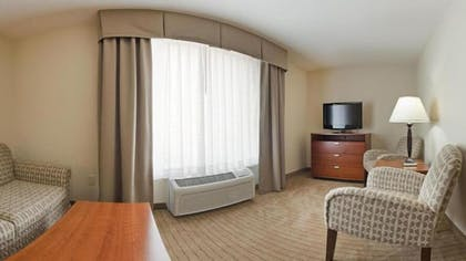 Living Area | Holiday Inn Express Inn & Suites Searcy
