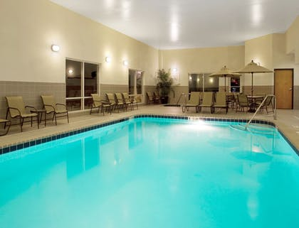 Pool | Holiday Inn Express Hotel & Suites, a Lake Zurich-Barrington