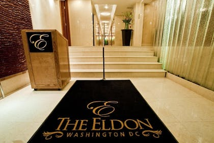 Exterior detail | The Eldon Luxury Suites