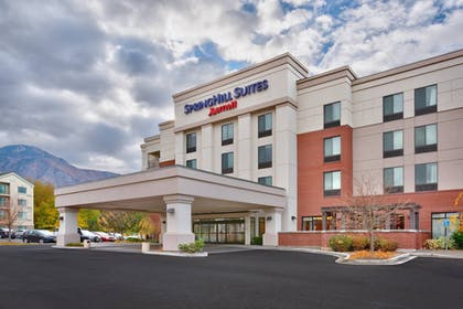 Hotel Entrance   SpringHill Suites by Marriott Provo