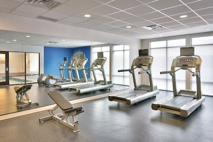 Fitness Facility   SpringHill Suites by Marriott Provo