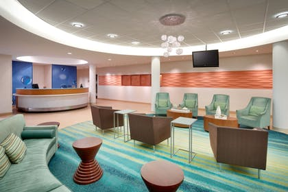 Lobby Sitting Area   SpringHill Suites by Marriott Provo