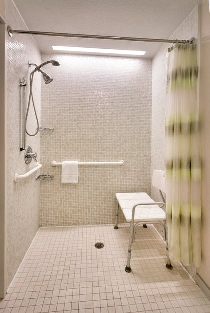 Bathroom Shower   SpringHill Suites by Marriott Provo