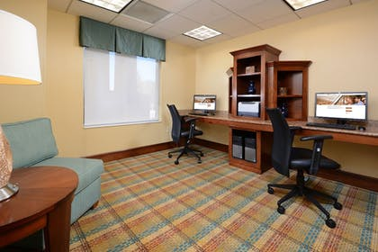 Business Center   Holiday Inn Express Hotel & Suites Greensboro Airport Area