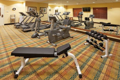 Fitness Facility   Holiday Inn Express Hotel & Suites Greensboro Airport Area