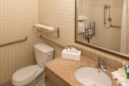Bathroom   Holiday Inn Express Hotel & Suites Greensboro Airport Area