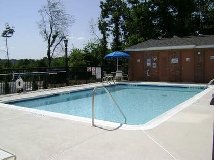 Pool   Holiday Inn Express Hotel & Suites Greensboro Airport Area