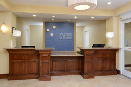 Lobby   Holiday Inn Express Hotel & Suites Greensboro Airport Area