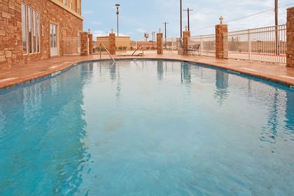 Pool | Holiday Inn Express Hotel & Suites Austin South-Buda