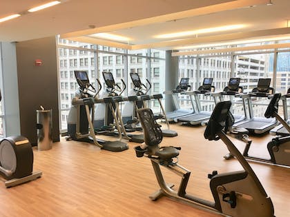 Fitness Studio | theWit Chicago
