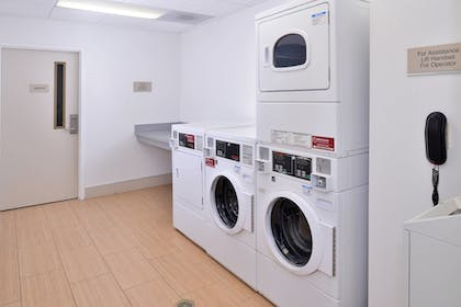 Laundry Room | SpringHill Suites by Marriott Corona Riverside