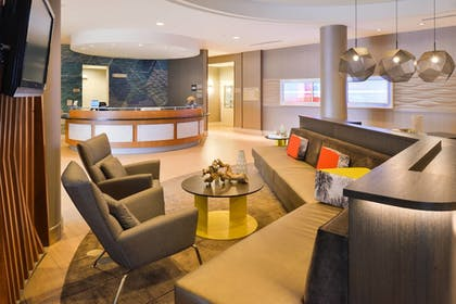 Lobby | SpringHill Suites by Marriott Corona Riverside