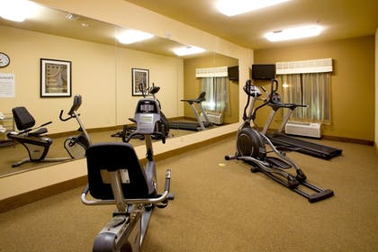 Fitness Facility | Holiday Inn Express Suites Beeville