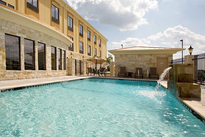 Pool | Holiday Inn Express Suites Beeville