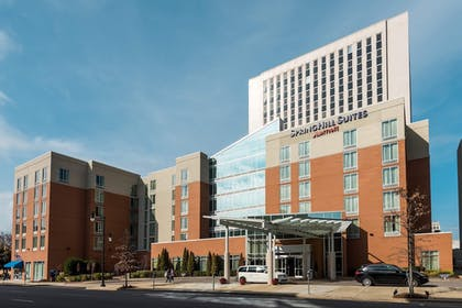 Exterior | SpringHill Suites Birmingham Downtown at UAB