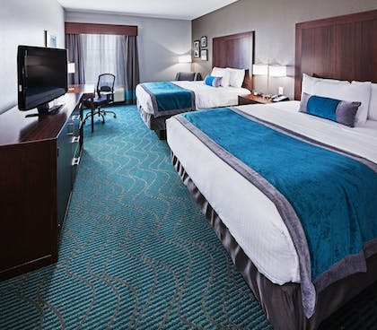 Guestroom | La Quinta Inn & Suites by Wyndham Fort Worth Eastchase