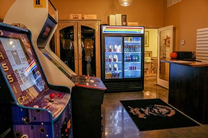 Game Room | Stormy Point Village Resort