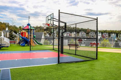 Basketball Court | Stormy Point Village Resort
