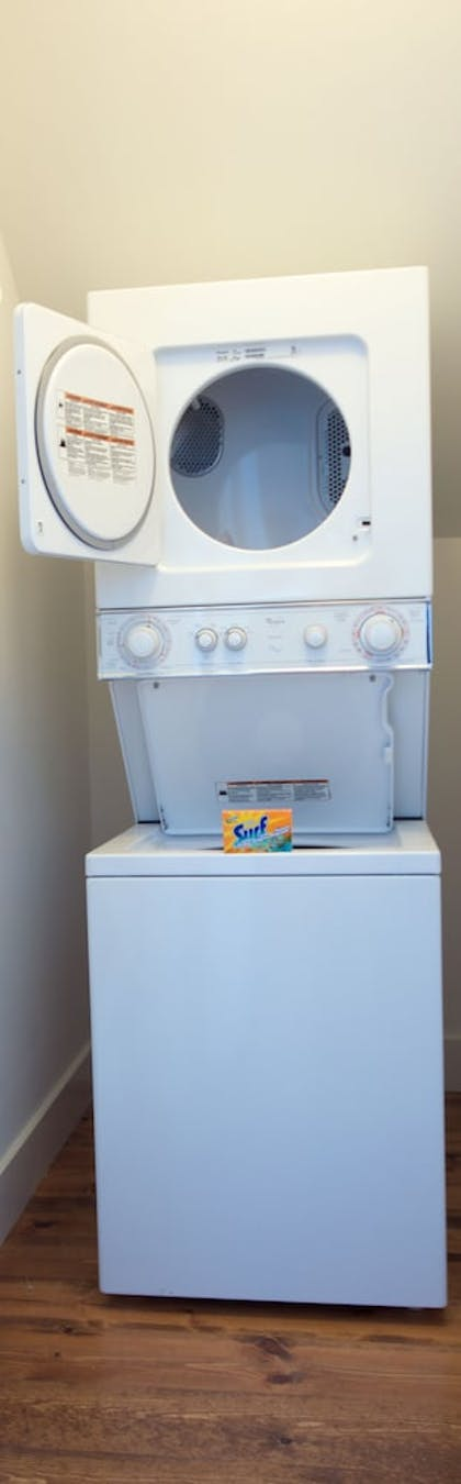 Laundry Room | Stormy Point Village Resort
