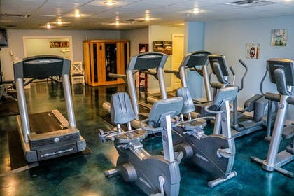 Fitness Facility | Stormy Point Village Resort