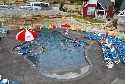 Outdoor Pool | Stormy Point Village Resort