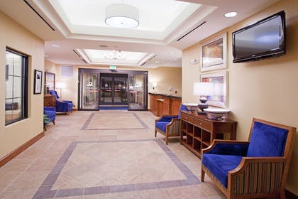 Lobby | Holiday Inn Express Hotel & Suites Denver Airport