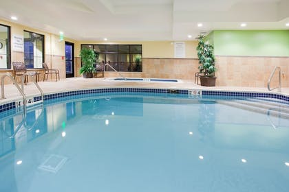 Pool | Holiday Inn Express Hotel & Suites Denver Airport