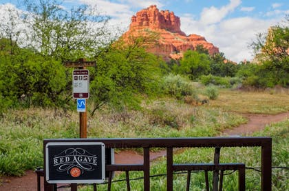 Property Amenity | Red Agave Resort