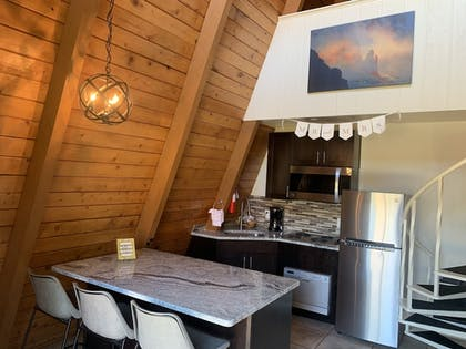 Private Kitchenette | Red Agave Resort