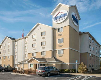 Featured Image   Suburban Extended Stay Hotel near Panama City Beach