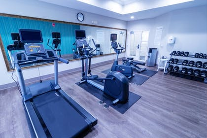 Fitness Facility | Holiday Inn Express Hotel & Suites Crestview
