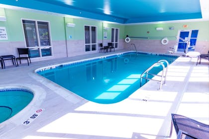 Pool | Holiday Inn Express Hotel & Suites Crestview