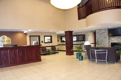 Lobby | Wingate By Wyndham Southport