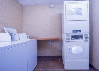 Laundry Room | Comfort Suites Anchorage International Airport