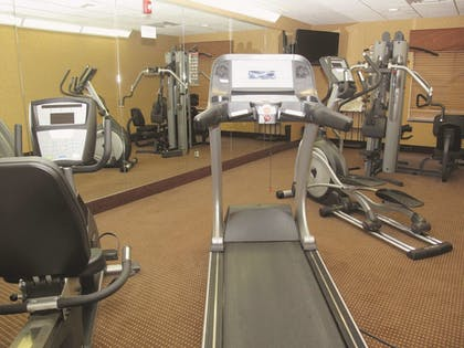 Fitness Facility | La Quinta Inn & Suites by Wyndham Lawton / Fort Sill