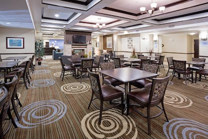 Restaurant | Holiday Inn Express Hotel & Suites Richfield
