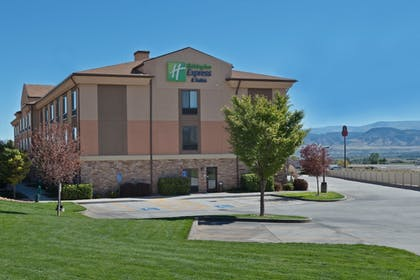Exterior | Holiday Inn Express Hotel & Suites Richfield