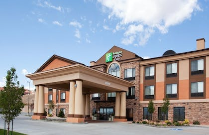 Featured Image | Holiday Inn Express Hotel & Suites Richfield