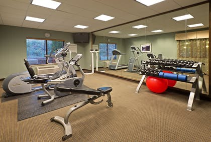 Fitness Facility | Holiday Inn Express Hotel & Suites Richfield