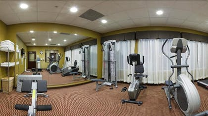 Gym | Holiday Inn Express Hotel & Suites Frazier Park