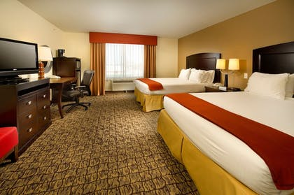 Guestroom | Holiday Inn Express Hotel & Suites Uvalde