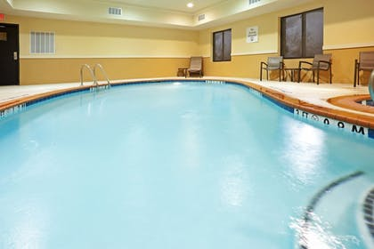 Indoor Pool | Holiday Inn Express Hotel & Suites Dallas Central Market Ctr